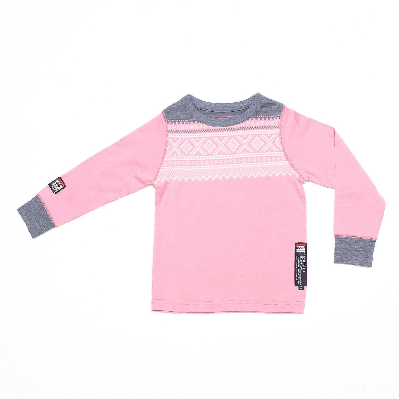 0cf313fb1 Marius tynn ulltrøye - rosa - Minirein - barneklær, leker og ...