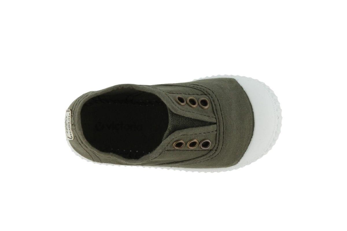 Victoria sko Militar Minirein barneklær, leker og