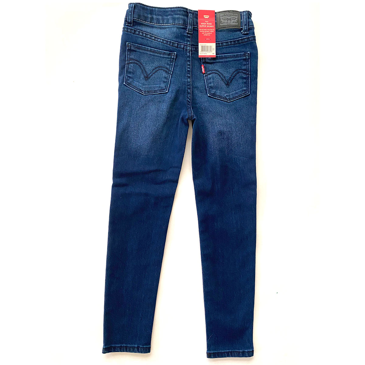Levis 720 high rise super skinny jeans Minirein
